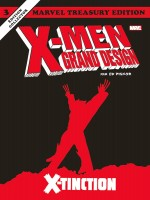 X-men Grand Design T03 : X-tinction de Piskor Ed chez Panini