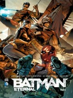 Batman Eternal T2 de Snyder/higgins/fabok chez Urban Comics