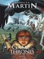 A Game Of Thrones-le Trone Fer T6 A Game Of Thrones - Le Trone De Fer de Martin/patterson chez Dargaud