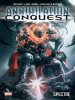 Annihilation Conquest T02 de Collectif chez Panini