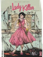Lady Killer - Tome 01 de Jones Rich chez Glenat Comics