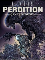 Aliens Perdition de James Strokoe chez Wetta Worldwide