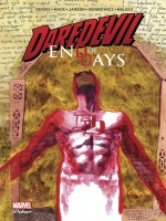 Daredevil End Of Days de Bendis-bm Mack-d chez Panini