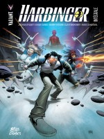 Harbinger:l'integral Ned 2018 de Dysart Joshua chez Bliss Comics