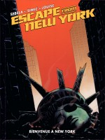 Escape From New York T03 de Christopher Sebela chez Reflexions
