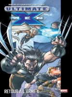 Ultimate X-men T01 de Millar Kubert Kubert chez Panini