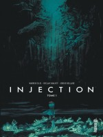 Injection Tome 1 de Ellis/shalvey chez Urban Comics