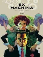 Ex Machina Tome 5 de Vaughan/harris chez Urban Comics