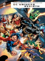 Dc Rebirth de Johns chez Urban Comics