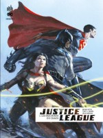 Justice League Rebirth Tome 1 de Hitch/daniel chez Urban Comics