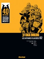 Judge Dredd, Affaires Classees 2 de Collectif chez Delirium 77