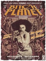 Bitch Planet - Tome 01 de Deconncik De Landro chez Glenat Comics