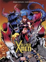 All-new X-men T03 de Bagley chez Panini