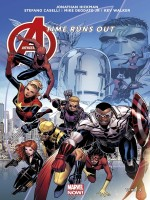 Avengers Time Runs Out T04 de Hickman-j Deodato Jr chez Panini