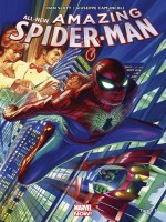 All-new Amazing Spider-man T01 de Slott-d Camuncoli-g chez Panini