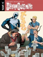 The Delinquents de James Asmus chez Bliss Comics