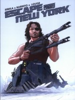 Escape From New York T02 de Christopher Sabela chez Reflexions