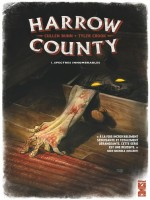 Harrow County - Tome 01 de Bunn Crook chez Glenat Comics