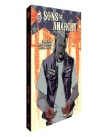 Sons Of Anarchy T03 de Brisson/couceiro chez Ankama