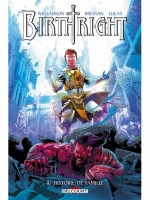 Birthright T04 de Williamson-j Bressan chez Delcourt