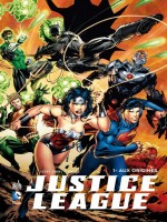 Justice League - Tome 1 de Johns Geoff/lee Jim chez Urban Comics