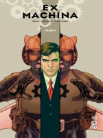 Ex Machina Tome 4 de Vaughan/harris chez Urban Comics