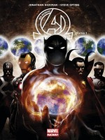 New Avengers Marvel Now T01 de Hickman-j Epting-s chez Panini