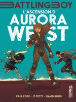 Ascension D'aurora West L'ascension D'aurora West de Pope/rubin chez Dargaud