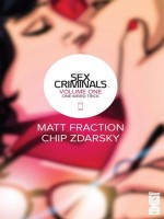 Sex Criminals - Tome 01 de Fraction Zdarsky chez Glenat