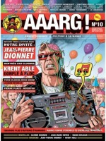 Aaarg! N 10 de Collectif chez Aaarg Editions