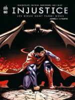 Injustice Tome 8 de Taylor/collectif chez Urban Comics