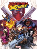 Deadpool Vs X-force de Xxx chez Panini
