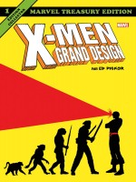 X-men : Grand Design T01 de Piskor-e chez Panini