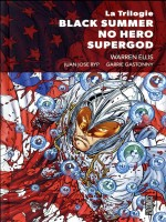 La Trilogie Black Summer - No Hero - Supergod de Ellis Warren chez Hi Comics