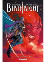 Birthright T05 de Williamson Joshua chez Delcourt