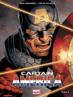 Captain America Marvel Now T03 de Remender-r Pacheco-c chez Panini