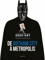 Geek-art Hs Batman de Xxx chez Huginn Muninn