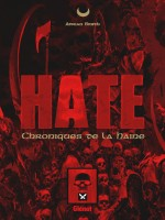 Hate de Smith Adrian chez Glenat