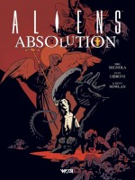 Aliens Absolution de Dave Gibbons chez Wetta Worldwide