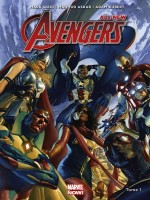 All New Avengers T01 de Waid Mark chez Panini