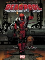 Deadpool Marvel Now T08 de Duggan Gerry chez Panini