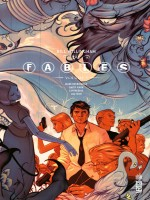 Fables Integrale Tome 3 de Buckingham Mark chez Urban Comics