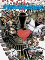 A Train Called Loved T01 de Xxx chez Panini