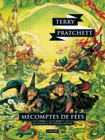 Mescomptes De Fees Ned de Pratchett Terry chez Atalante