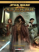 Integrale - Star Wars The Old Republic Integrale de Xxx chez Delcourt