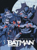 Batman Eternal T4 de Snyder/collectif chez Urban Comics