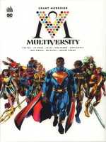Multiversity de Manhke Doug chez Urban Comics