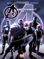 Avengers Time Runs Out T01 de Hickman-j Collectif chez Panini