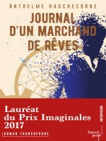 Journal D'un Marchand De Reves de Hauchecorne Anthelme chez French Pulp