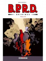 Bprd Origines Volume 3 de Collectif chez Delcourt